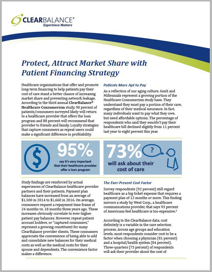 2017 Healthcare Consumerism Study - Executive Brief